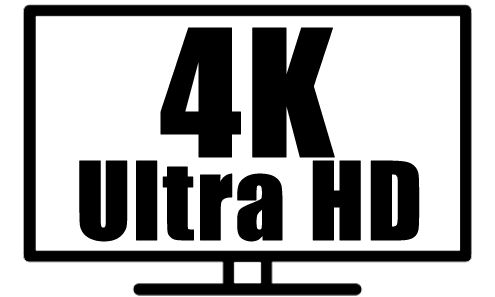Rezolucija 4K Ultra HD (3840 x 2160px)