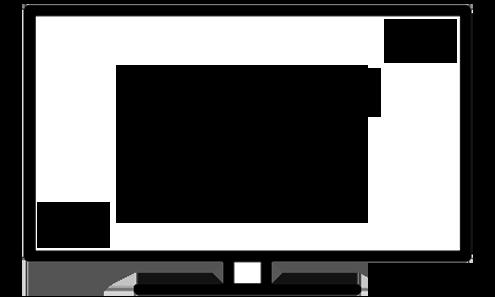 """Dijagonala ekrana 43"""" (109.2 cm)"""