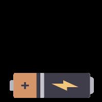 Baterije memorišu postavke sata tokom prekida napajanja.